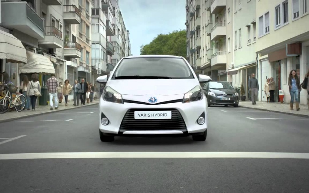 Toyota Invests 1 Billion in driverless cars